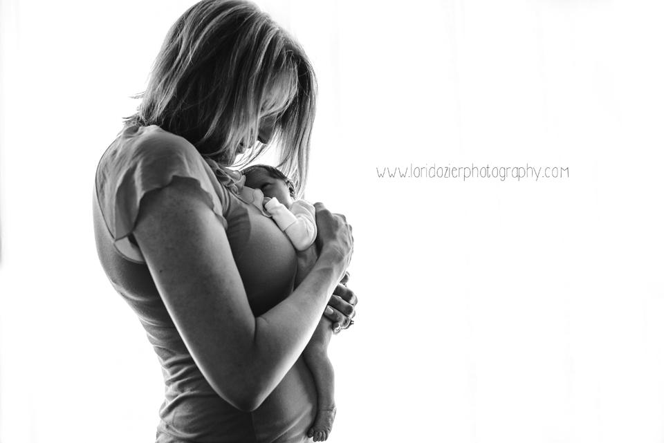 chaska lifestyle newborn photographer