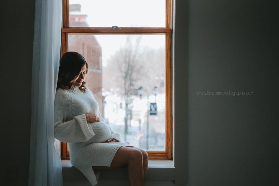 minnetonka maternity photography