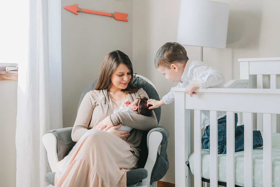 Maple Grove newborn photographer