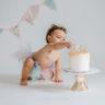 Twin Cities Cake Smash Photographer
