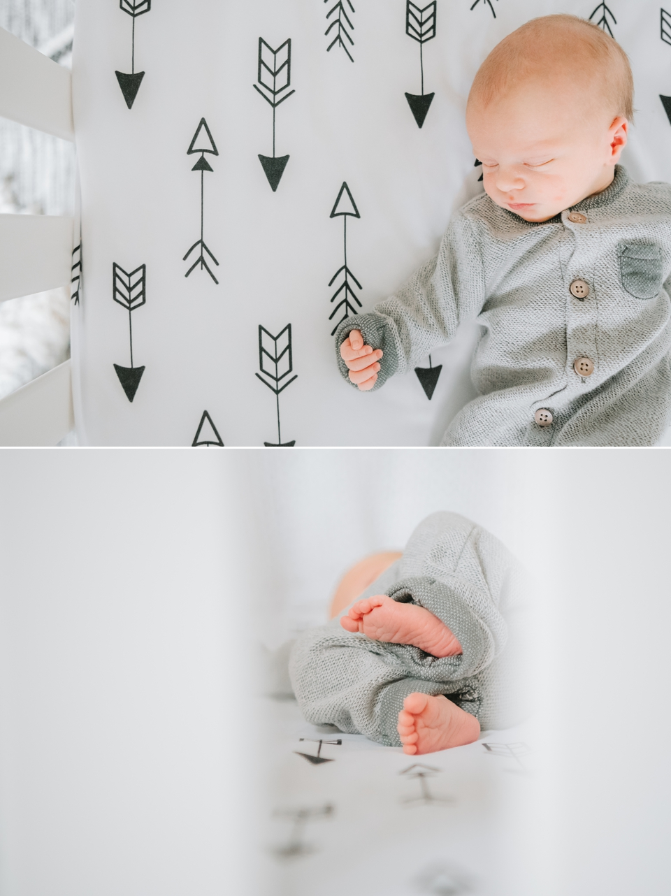 minneapolis lifestyle newborn photographer