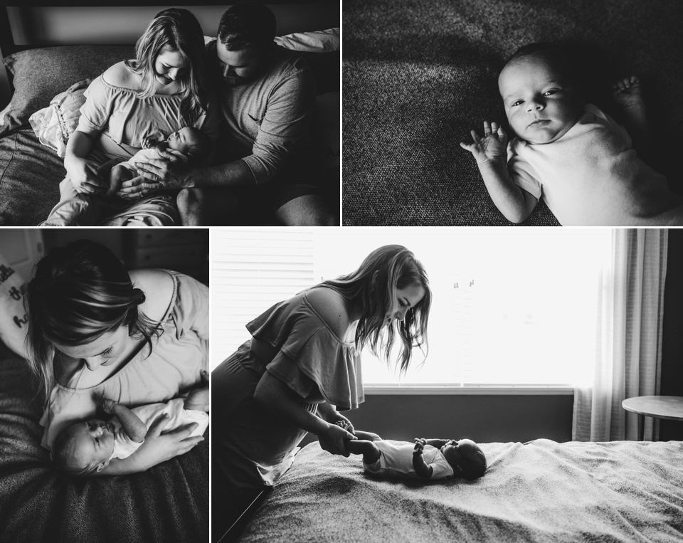 Twin Cities Lifestyle Newborn Photographer
